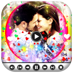 Photo Effect Animated Video Maker : Photo To Video