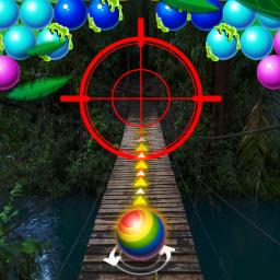 Bubble Shooter: Jungle POP