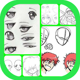 Drawing Anime Step By Step