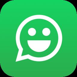 آیکون برنامه Wemoji - WhatsApp Sticker Maker