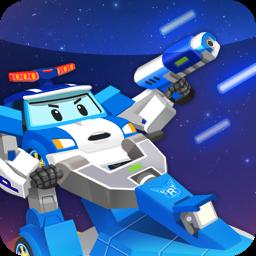 Robocar Poli Space Monster Popular Game