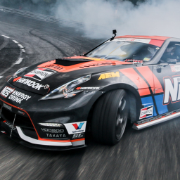 Awesome Drift Cars Wallpaper