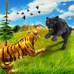 Real Panther Simulator 2020 - Animal Hunting Games