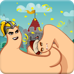 Furious Thumbs: Double Player Thumb Fighter Game