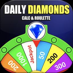 Diamonds 2021 | Free Diamonds Spin Wheel