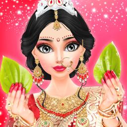 East Indian Wedding Fashion Salon for Bride