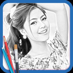 Sketch Guru :Pencil & Cartoon Sketch + Face Sketch