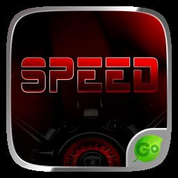 Speed GO Keyboard Theme