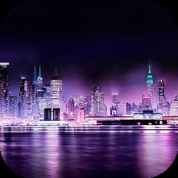 Amazing City : NewYork Beauty Live wallpaper