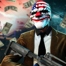 Gangster Crime Bank Robbery -Open World Games 2021