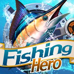 Fishing Hero: Ace Fishing Game