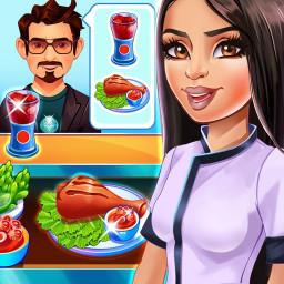 USA Cooking Games Star Chef Restaurant Food Craze