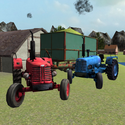 Classic Tractor 3D: Silage