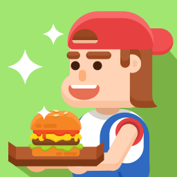 Idle Burger Factory - Tycoon Empire Game