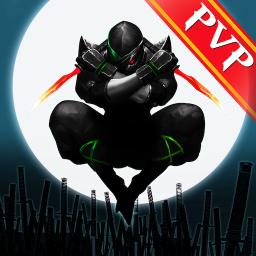 Demon Warrior: Stickman Shadow - Fight Action RPG