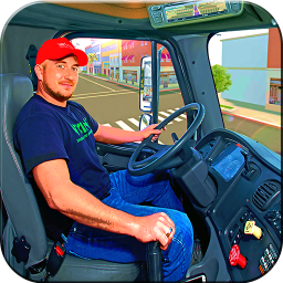 In Truck Driving: Euro new Truck 2020