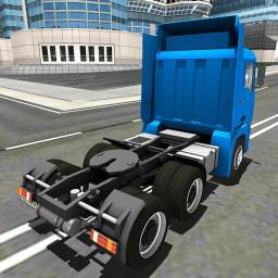 Euro Truck Driving Sim 2018 3D