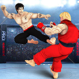 Gym Trainer Fight Arena : Tag Ring Fighting Games