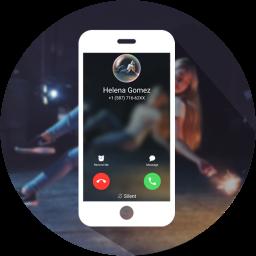 PIP i Call Screen OS 10 - Dialer