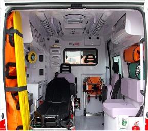 تجهیزات آمبولانس