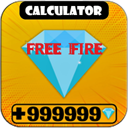 Diamond💎Calculator for Free Fire Free