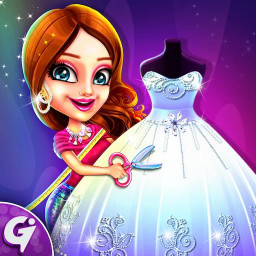 Wedding Bride and Groom Fashion Salon Game