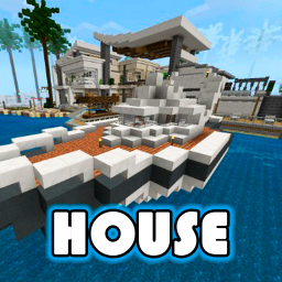 Redstone house for minecraft