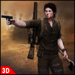Desert Survival Missions : Best Shooter Game 2k18