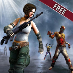 Dead Shooting Target - Zombie Shooting Games Free