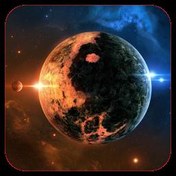 Planet Live Wallpaper