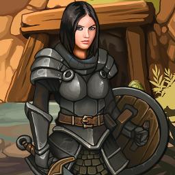 Moonshades: dungeon crawler RPG adventure