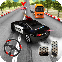 Police Chase Car Games: Racing Games Adventure