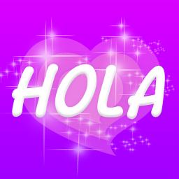 HOLA - Private live random video chat app