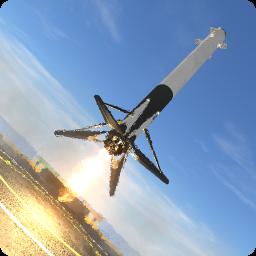 First Stage Landing Simulator