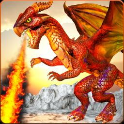 Dragon Simulator Attack 3D Game