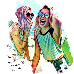 Photo Lab : Shattering Effect Picture Editor