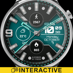 X-Force Watch Face