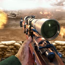 World War WW2 Special Forces Army Sniper Duty 2019