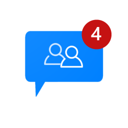 Messenger Plus: Free Messages, Video, Chat, Text