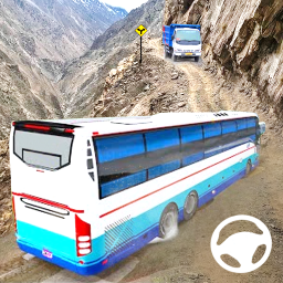 Real Bus Driving Simulator Game For Offroad Driver