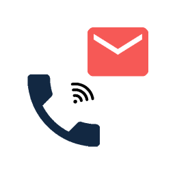 Incoming call & Missed call alert on mail (e-mail)
