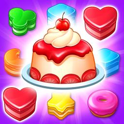 Cake Blast: Match 3 Games