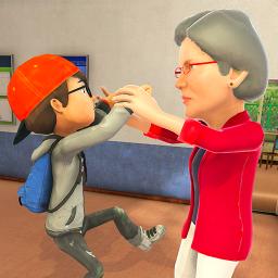 Creepy Teacher Horror School: Survival Game 2020