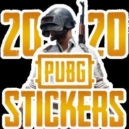 PUBG Stickers 2020