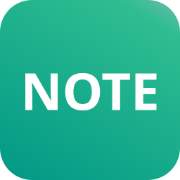 Notepad - Notes, Checklist note