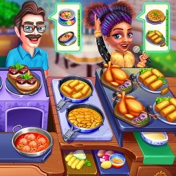 Cooking Express : Cooking Games