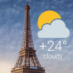 Paris Weather Live Wallpaper
