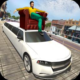 Mr Tean Limo Driving Simulator 2018