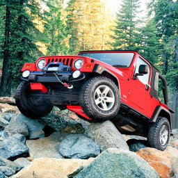 Offroad Prado Jeep Parking Simulator 2021
