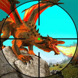Flying Dragon Hunting Simulator Games